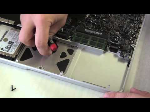 How to Replace a Macbook Pro Unibody Trackpad