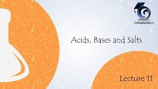 Acids, Bases and Salts, Lecture 11, Class 10, Chemistry pH of substances contd