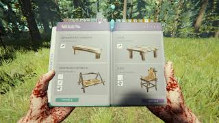 Обзор на новую игру - The Forest №1