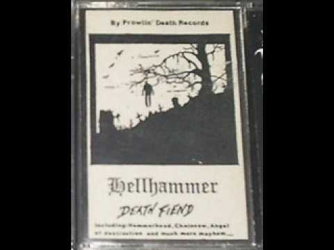 Hellhammer - Bloody Pussies