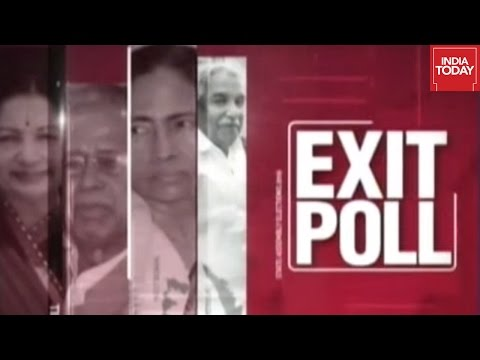 Exit Poll Results Of Assam, West Bengal, Tamil Nadu & Kerala