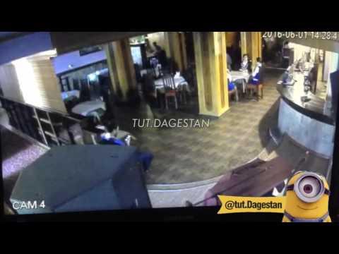 """فيديو: لحظة محاولة اغتيال بطل روسيا في الملاكمة """"التايلاندية"""" شاخبولاط شامخالايف"""