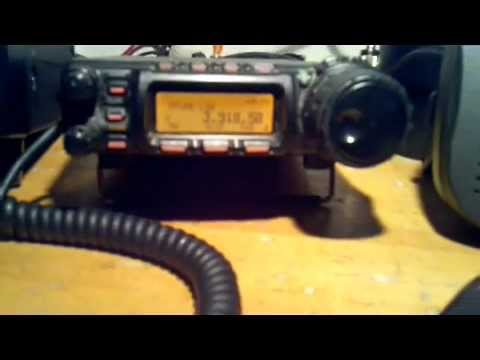 My First 80 Meter Ham Radio Net Part 1