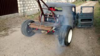 GADZILLA RAT ROD . PMR 2016 DEN_FORD