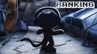 Re-Ranking Every Song on Monstercat 025: Threshold