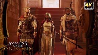 Assassin's Creed: Origins - Cleopatra & Julius Caesar Story Trailer