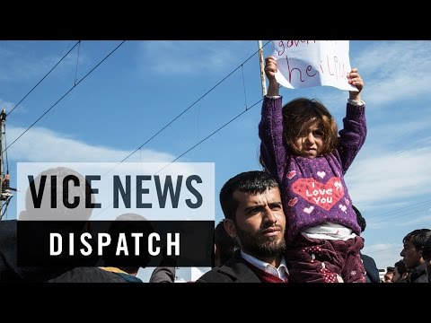 Greece's Impending Humanitarian Catastrophe: Breaking Borders (Dispatch 11)