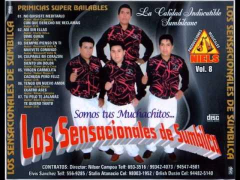 ... - LOS SENSACIONALES DE SUMBILCA 2011 tema.3 Roosvelt věliz primicia