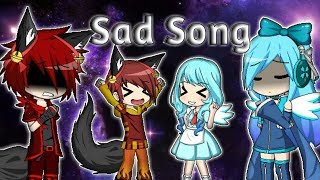 Sad Song || GMV || GachaStudio || 20k special