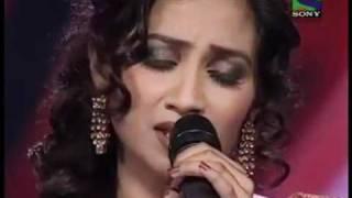 download lagu Xfactor Shreya Ghoshal Singing Lag Ja Gale Saveyoutube Com gratis