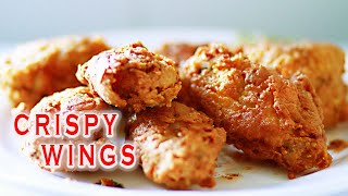 Crispy fried chicken wings | KFC style fried chicken wings | Home made KFC wings