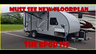 2020 R-Pod 195 Travel Trail by Forestriver - Couch's RV Nation a RV Wholesaler RV Reviews Walkaround