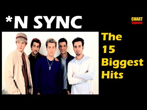 *N SYNC - The 15 Biggest Hits | Best Of | ChartExpress