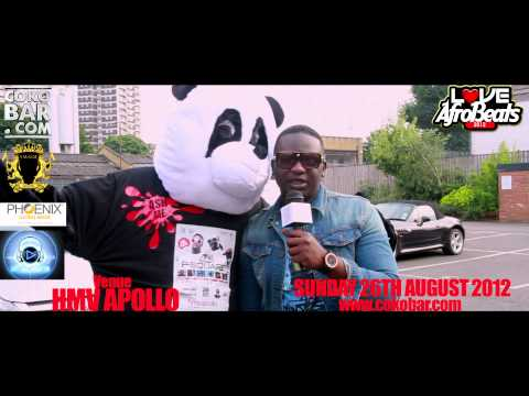 Wande Coal - Love AfroBeats Festival - Wande Coal Speaks