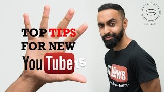 How to Start a Successful YouTube Channel - Top Tips