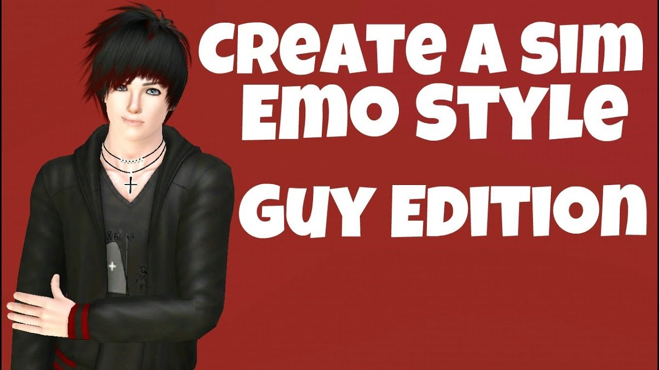 the sims 3 how to make male character uke