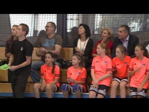 Inauguracja Sekcji Piłki Ręcznej KS Bystra