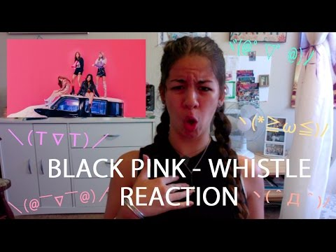download lagu BLACK PINK - 휘파람 WHISTLE  Reaction gratis