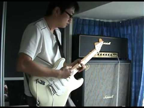 Hush Now - Jimi Hendrix tribute by taipobryan