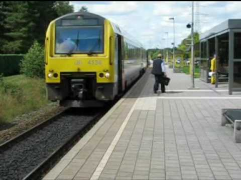 Station Lommel, Interregio naar Neerpelt vanaf Antwerp Centraal;