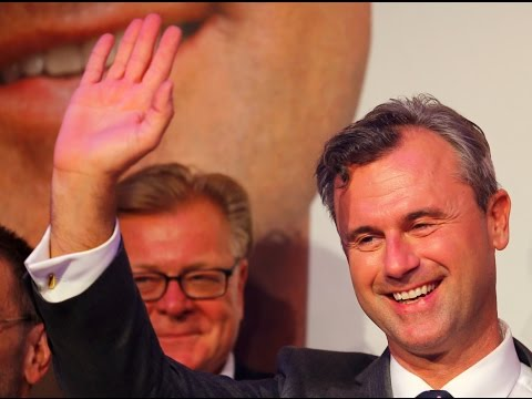 Austria could soon elect the EU's first far-right president