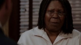 "Whoopi Goldberg Amazing Scene from ""Law and Order SVU"""