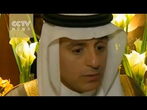 Saudi Arabia: Assad must go