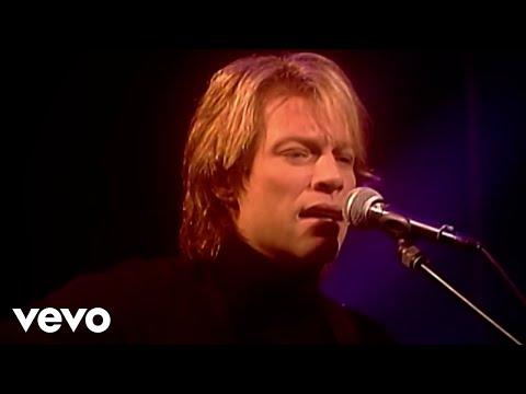 Bon Jovi - Thank You For Loving Me