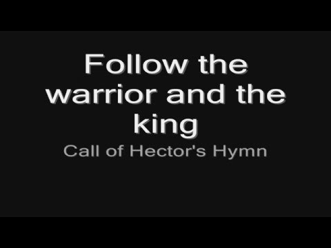 Hammerfall - Hector's Hymn
