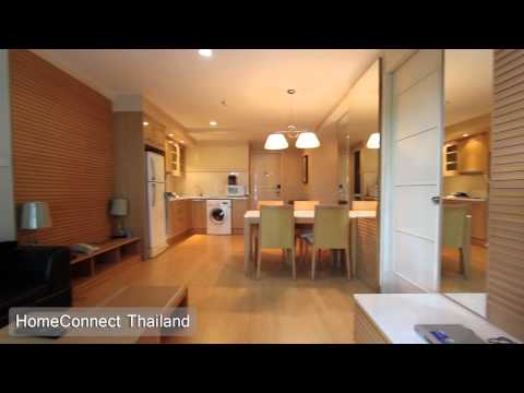 Contemporary 2 Bedroom Condo for Rent at The Bangkok Sukhumvit 61 PC006012