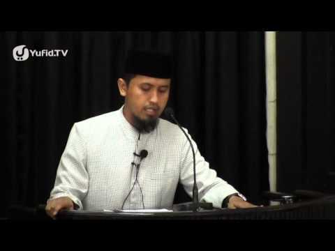 Khotbah Jumat: Ulama, Antara Penghormatan Dan Pengkultusan - Ustadz Abdullah Zaen, MA