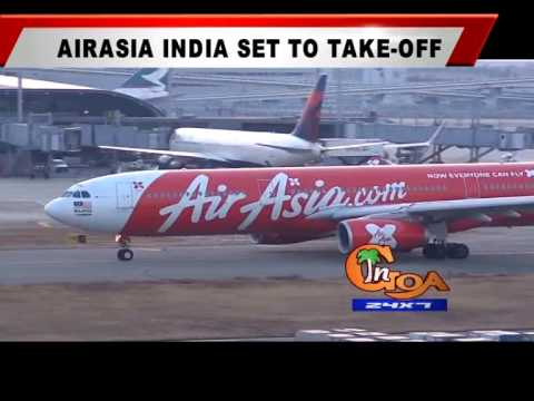AIRASIA INDIA SET TO TAKE-OFF