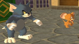 Tom and Jerry War of the Whiskers - Tom and Jerry vs Monster Jerry vs Lion Funny Cartoon Games
