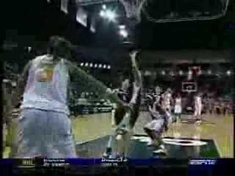 Candace Parker Dunk against Army Video
