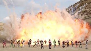 『平成仮面ライダー20作記念 仮面ライダー平成ジェネレーションズ FOREVER』本予告映像