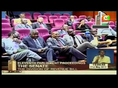 Senators, MPs Engage in Name Calling as they Fight over Veto Powers