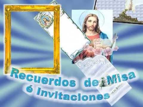 Tarjetas de invitación para misa de difuntos gratis - Imagui