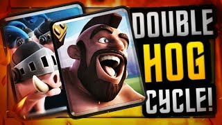 2 Hogs 1 Deck | INSANELY FAST 2.4 & 2.9 DOUBLE HOG CYCLE!