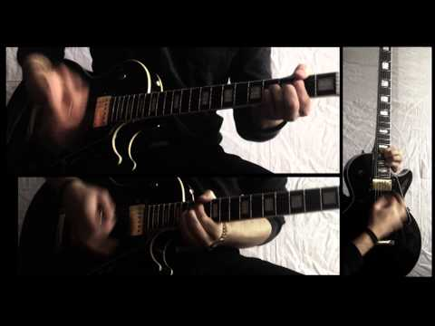 30 SECONDS TO MARS - THE KILL (GUITAR COVER) 2014 LYRICS