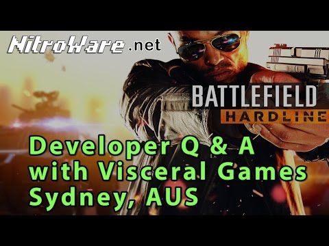 Battlefield Hardline - Developer Q&A with Visceral Games