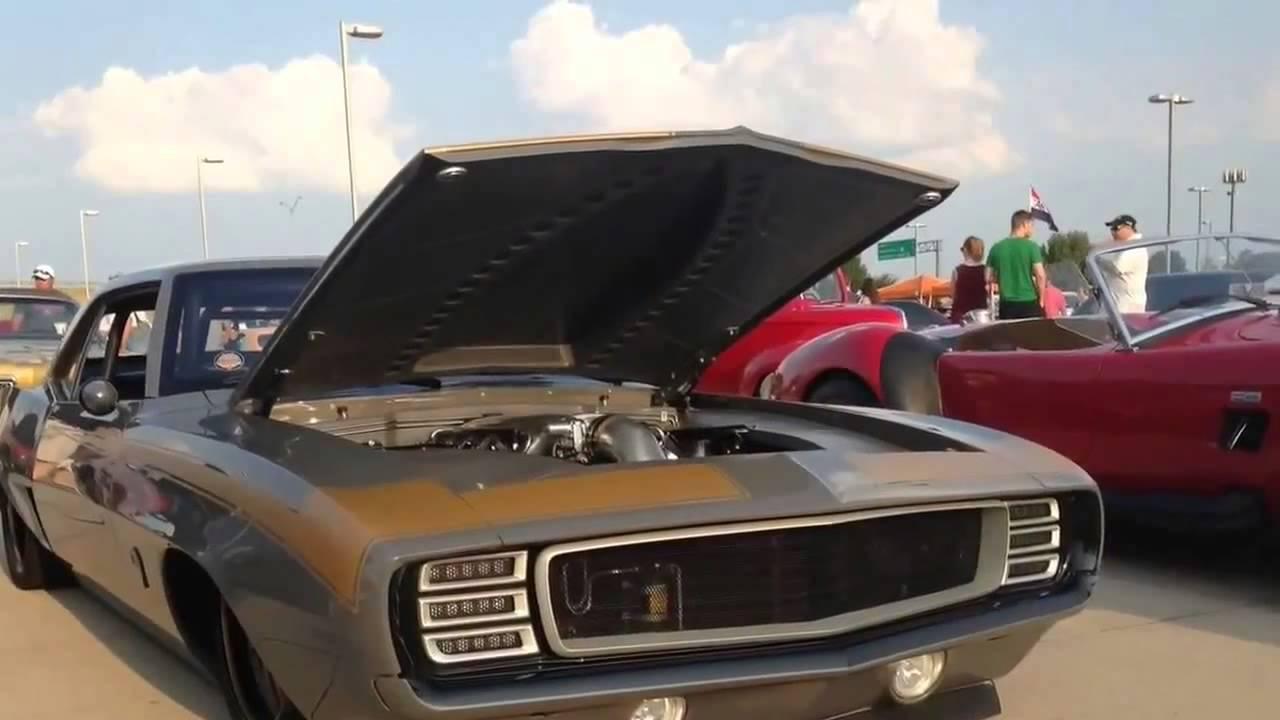 Cars And Coffee Dallas 2013 Gas Monkey Garage Ferrari