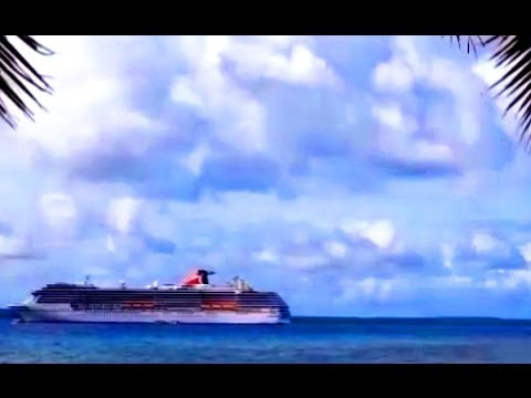 Cruise Travel Video Diaries. Holiday Tours Trips to Vanuatu and New Caledonia.