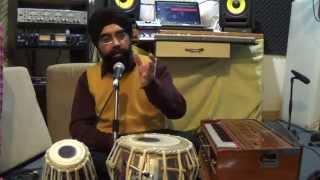 Tabla accompanying lesson #41Dadra 6 Beats
