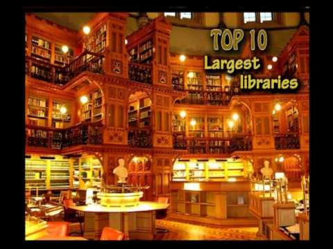Top 10 Largest Libraries.avi
