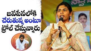 జనసేన లోకి చేరే ఆలోచన లేదు | Bhuma Akhil Priya Gives Clarity On Janasena Party | Top Telugu Media