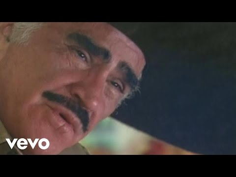 Vicente Fernández - La Derrota Music Videos