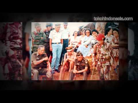 THE FIELD GENERAL: Biografi Militer Letjen TNI (Purn) Sutiyoso...