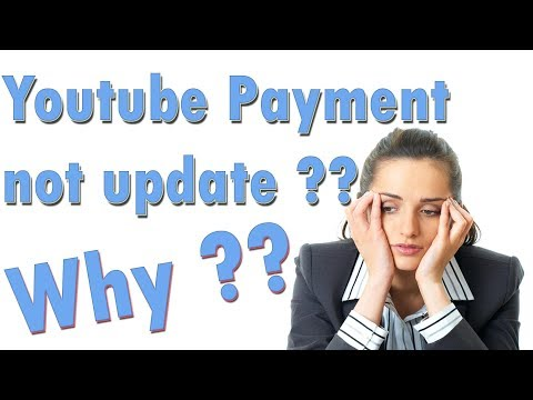 YOUTUBE PAYMENT NOT UPDATE IN MAIN BALANCE YET ? ADSENSE PAYMENT – ALL YOU WANT TO KNOW ABOUT IT