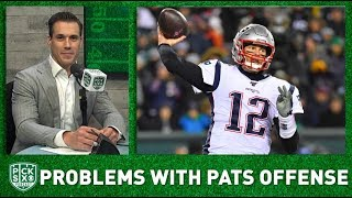 There should be REAL concern about Patriots offense I Pick Six Podcast