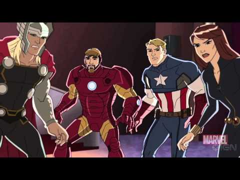 Marvel's Avengers Assemble - Trailer